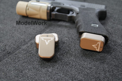 T-Style Magwell for G Series (Gold)